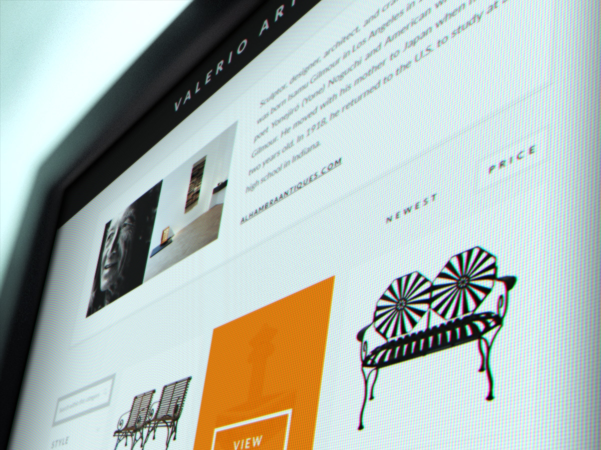 Diseño web The HighBoy